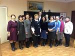 28 февраля 2018 года на базе МОУ «Школа №3» прошёл семинар на тему «Интеграция визуально-образного компонента в систему блочно-модульной подачи материала на уроках русского языка и литературы»