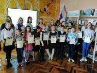 04 марта 2019 на базе городской детской библиотеки прошёл муниципальный тур VIII Всероссийского конкурса юных чтецов «Живая классика»