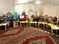 22.01.2018 г. в МДОУ детский сад № 4 города Алушты состоялся педагогический совет